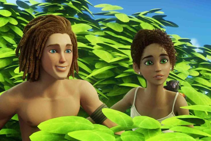 Tarzan e Jane_ Temporada 2