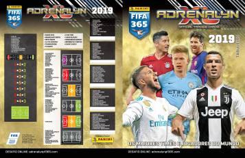 Tabuleiro FIFA 365