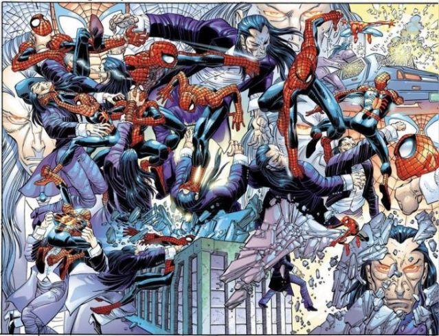 47f3fce3065131ff57300c7dfa01d860--john-romita-jr-spiderman-marvel