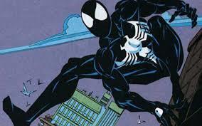 Uniforme Negro (Homem-Aranha)