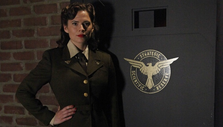 Peggy Carter - -