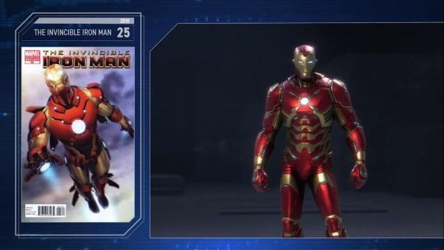 War table 1 Avengers